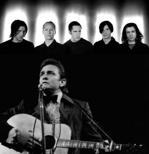 nine inch nails versus johnny cash essay This paper aims at providing a rhetorical analysis of johnny cash's hurt based on the context, sub-context, and inter-contextuality of its lyrics the song 'hurt' the song 'hurt' was written by trent reznor, and was unleashed for the first time in 1994 on nine inch nails in the downward spiral album.